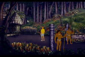 Broken Sword: The Smoking Mirror 34