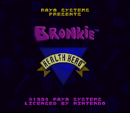Bronkie The Bronchiasaurus 0