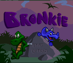 Bronkie The Bronchiasaurus 1