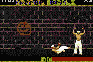 Brudal Baddle 13