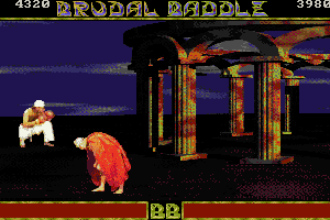 Brudal Baddle 7