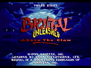 Brutal: Above the Claw 2