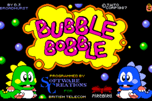 Bubble Bobble 0