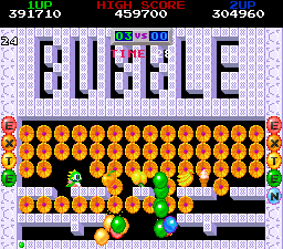 Bubble Bobble also featuring Rainbow Islands 9