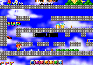 Bubble Bobble also featuring Rainbow Islands 20