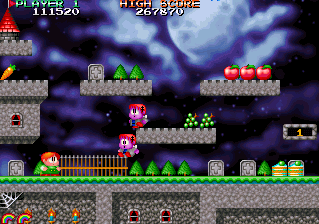 Bubble Bobble also featuring Rainbow Islands 26