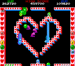 Bubble Bobble also featuring Rainbow Islands 4