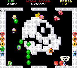 Bubble Bobble also featuring Rainbow Islands 6