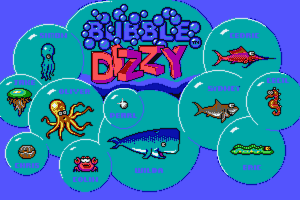 Bubble Dizzy 8