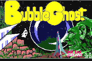 Bubble Ghost 0