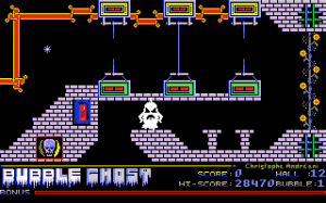 Bubble Ghost abandonware