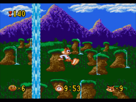 Bubsy in: Claws Encounters of the Furred Kind abandonware