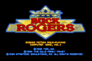 Buck Rogers: Countdown to Doomsday 1