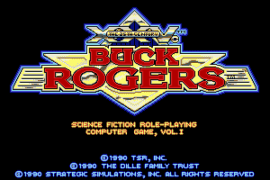 Buck Rogers: Countdown to Doomsday 2