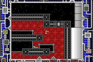 Bug Hunter in Space abandonware