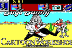 Bugs Bunny Cartoon Workshop 3