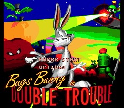 Bugs Bunny in Double Trouble 0
