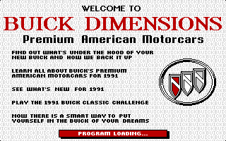 Buick Dimensions 0