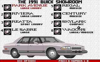 Buick Dimensions 12