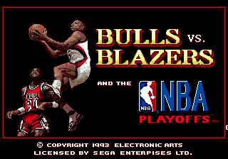 Bulls vs. Blazers and the NBA Playoffs 1