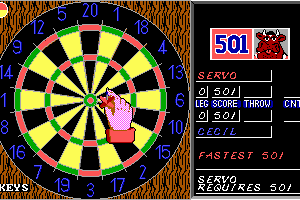 Bully's Sporting Darts abandonware