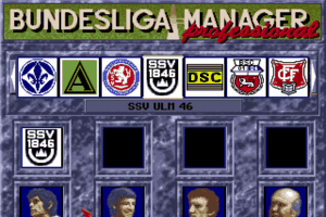 Bundesliga Manager Professional 4