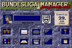 Bundesliga Manager Professional 8