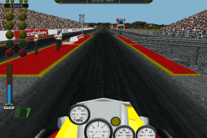Burnout: Championship Drag Racing abandonware