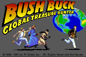 Bush Buck: Global Treasure Hunter 0