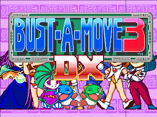 Bust-A-Move 3 0