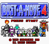 Bust-A-Move 4 0