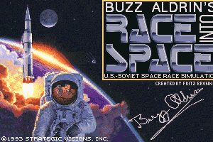 Buzz Aldrin's Race into Space 1