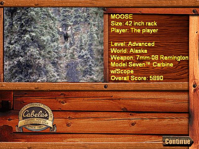 Download Cabela's Big Game Hunter III (Windows) - My Abandonware