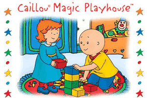 Caillou: Magic Playhouse 0
