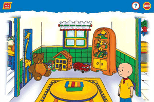 Caillou: Magic Playhouse 11