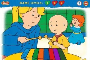 Caillou: Magic Playhouse 12