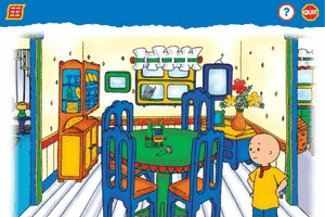 Caillou: Magic Playhouse 13