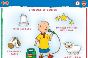 Caillou: Magic Playhouse 15