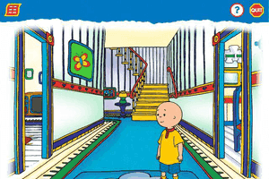 Caillou: Magic Playhouse 18