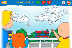 Caillou: Magic Playhouse 19