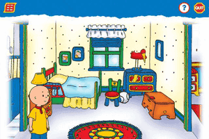 Caillou: Magic Playhouse 21