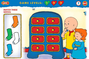 Caillou: Magic Playhouse 22