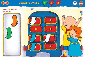 Caillou: Magic Playhouse 23