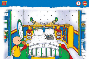 Caillou: Magic Playhouse 24