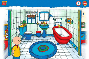 Caillou: Magic Playhouse 25