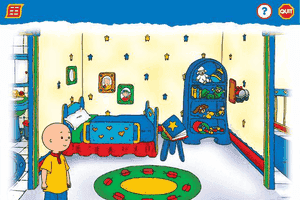 Caillou: Magic Playhouse 26