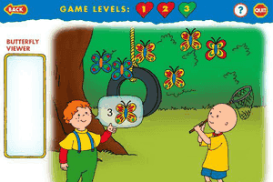 Caillou: Magic Playhouse 4