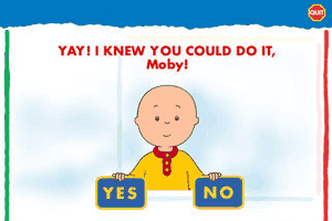 Caillou: Magic Playhouse 7