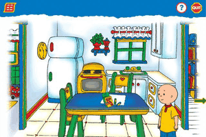 Caillou: Magic Playhouse 8