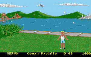 California Games abandonware